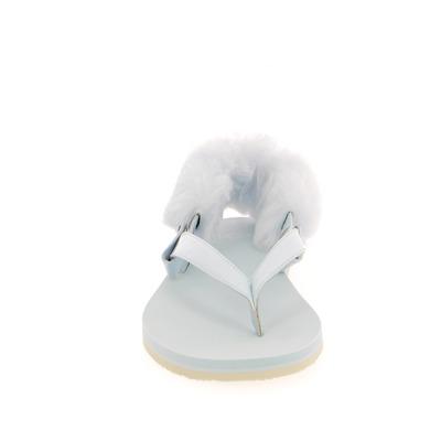 Muiltjes - slippers Ugg Hemelsblauw