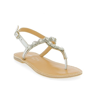 Sandalen Walkside Zilver