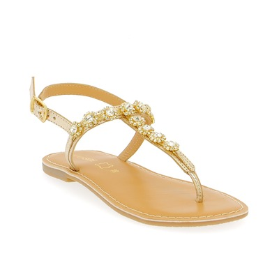 Sandalen Walkside Platinum
