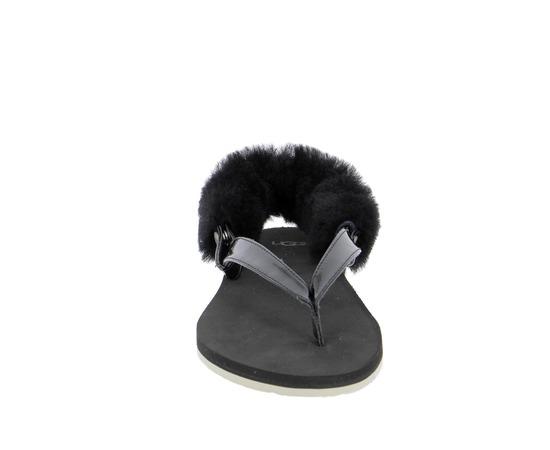 Muiltjes - slippers Ugg Zwart