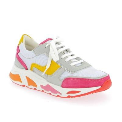 Sneakers Poelman Rood