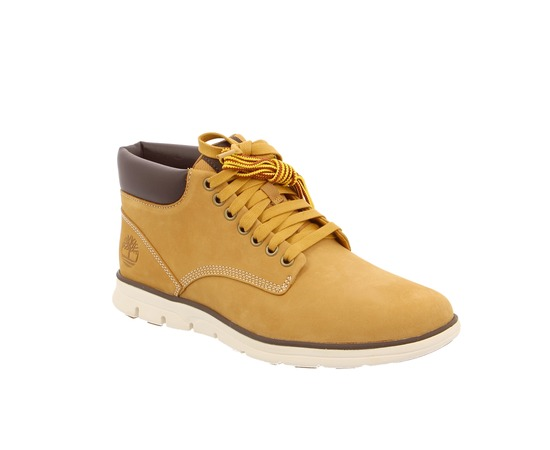 Bottines Timberland Jaune