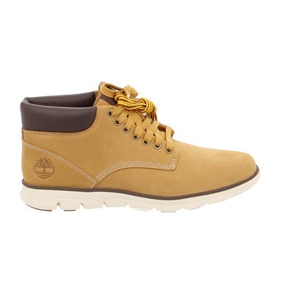 Bottinen Timberland Geel
