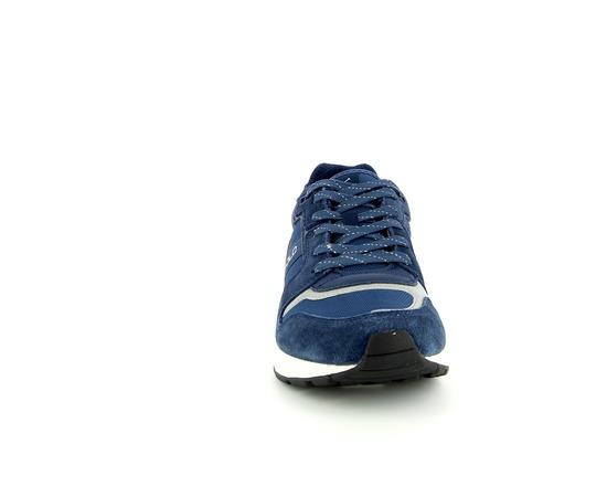 Basket Ralph Lauren Bleu