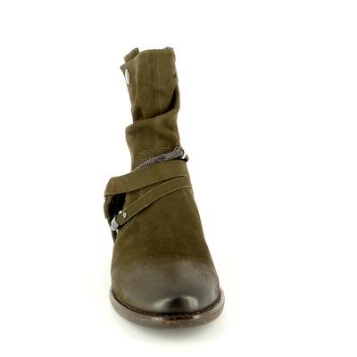 Boots Spm Kaki