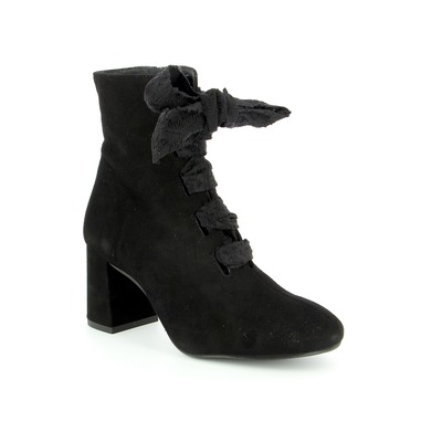 Bottines Miralles Noir