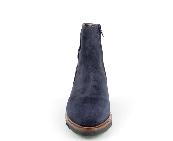 Boots Cypres Blauw