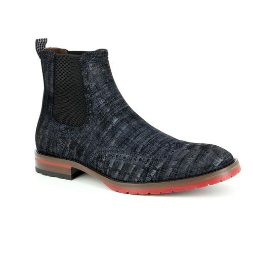 Boots Floris Bleu