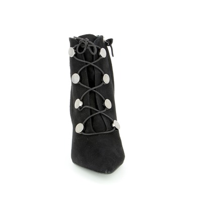 Bottines Prezioso Noir