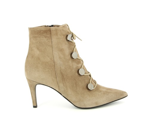 Bottines Prezioso Taupe