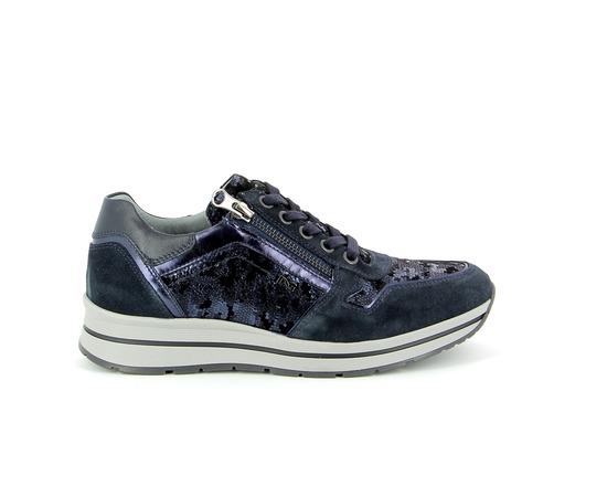Sneakers Nero Giardini Blauw