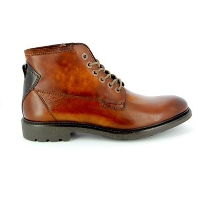 Bottines Braend Mid Brun