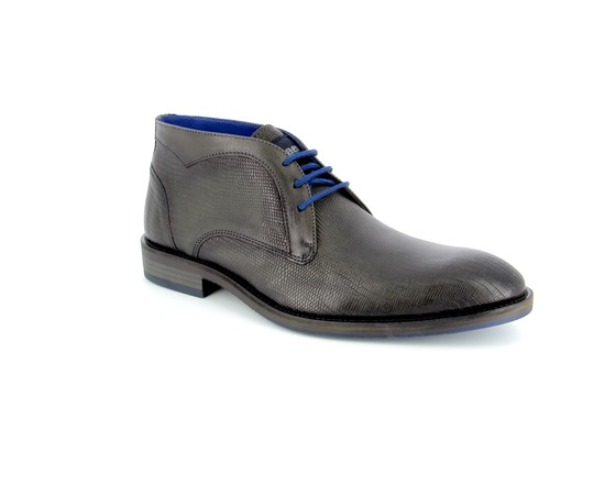 Bottines Braend Gris