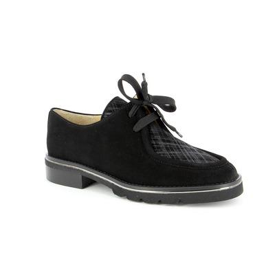 Boots Brunate Noir