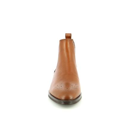 Boots Maria Luz Cognac
