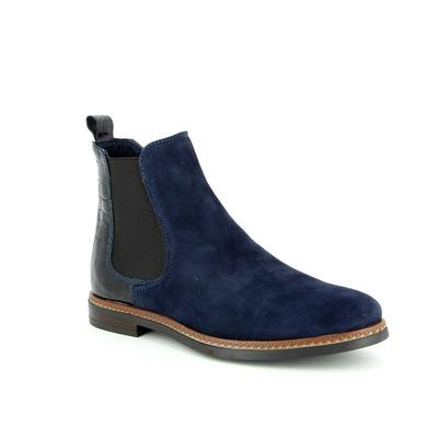 Boots Maria Luz Blauw