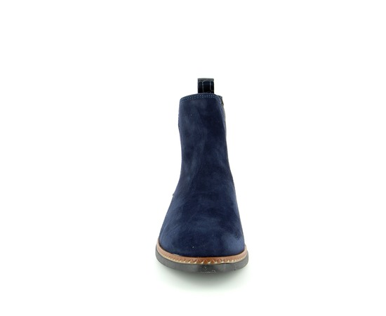Boots Maria Luz Bleu