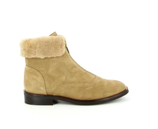 Boots Catwalk Beige