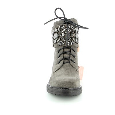 Bottines Alma En Pena Gris
