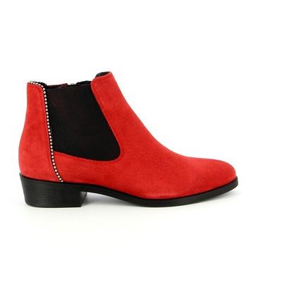 Boots Kanna Rood