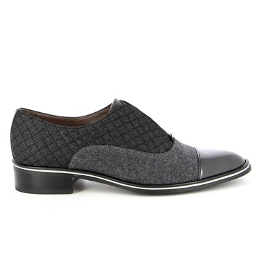 Moccassins Pertini Gris