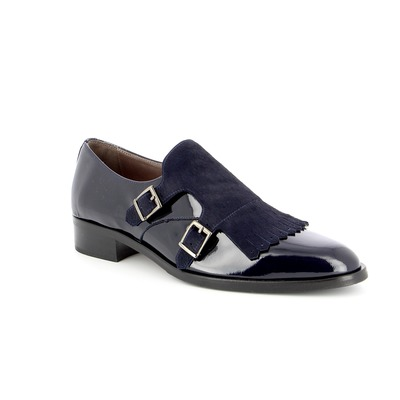 Moccassins Pertini Bleu