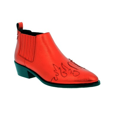 Boots Toral Rood