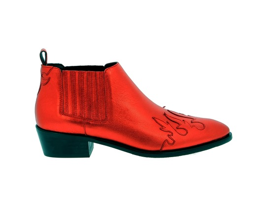 Boots Toral Rouge