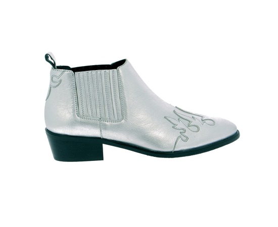 Boots Toral Zilver