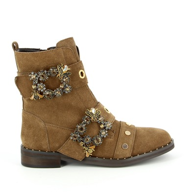 Boots Alma En Pena Camel