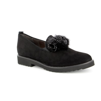 Moccassins Softwaves Noir