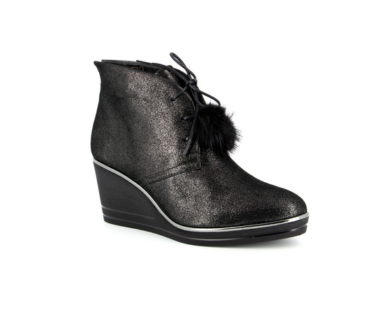 Bottines Softwaves Noir