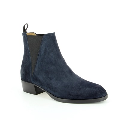 Boots Triver Flight Bleu