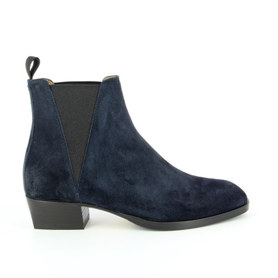 Boots Triver Flight Bleu