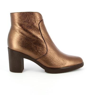 Boots Wonder Bronze