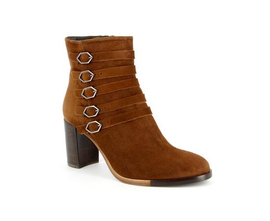 Boots Zinda Cognac