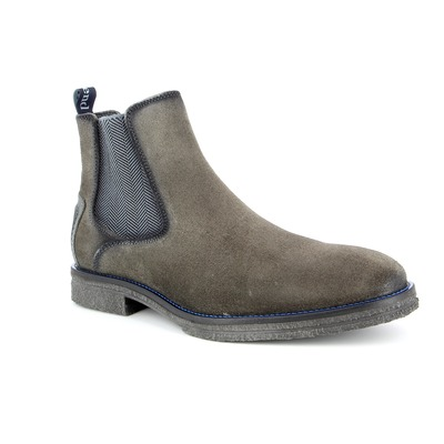 Boots Braend Gris