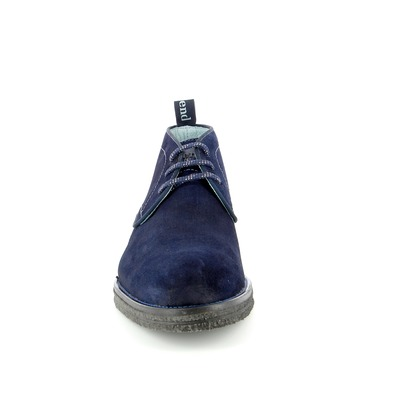 Boots Braend Bleu