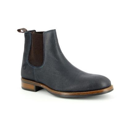 Boots Bullboxer Blauw