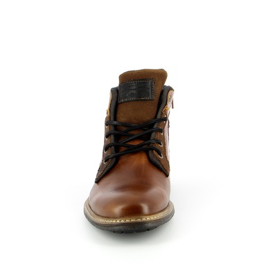 Boots Bullboxer Cognac