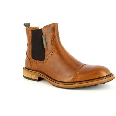 Boots Pantofola D'oro Cognac