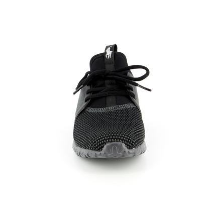 Sneakers Ralph Lauren Zwart