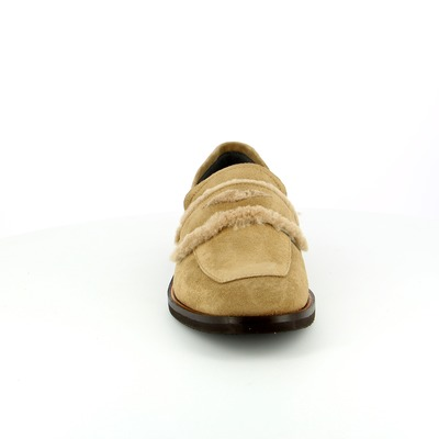 Moccassins Catwalk Beige