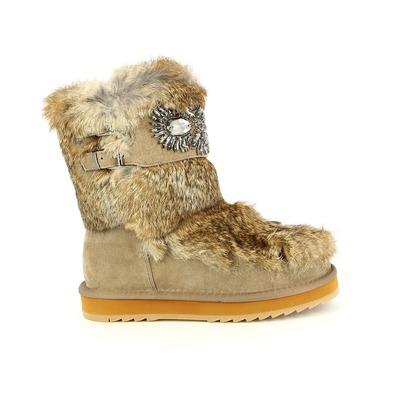 Boots Alma En Pena Taupe