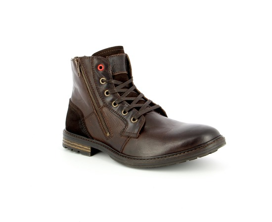 Bottines River Wood Brun