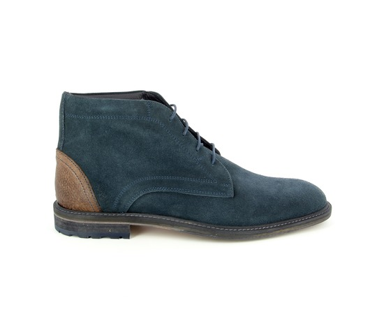 Bottines Daniel Kenneth Bleu
