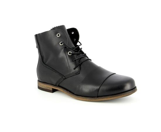 Boots Hub Zwart