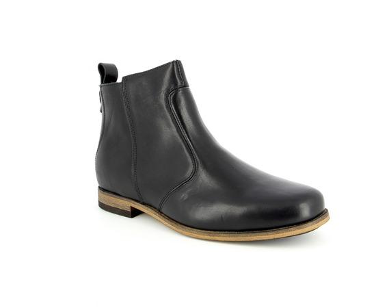 Boots Hub Noir