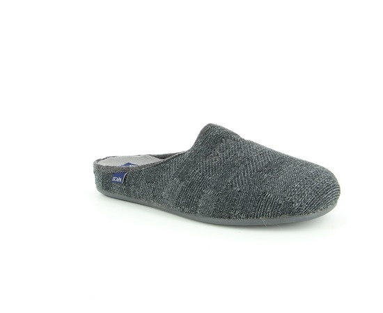 Pantoffels Scapa Grijs