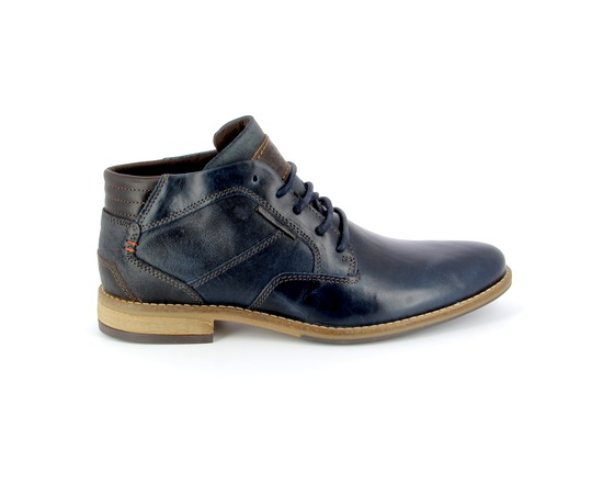 Bottines Cypres Bleu